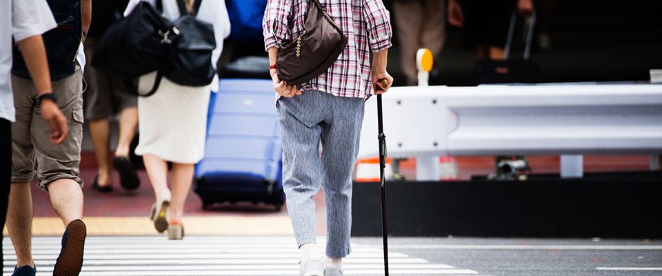 Researchers Improving Transit and Sidewalk Access for People With Disabilities